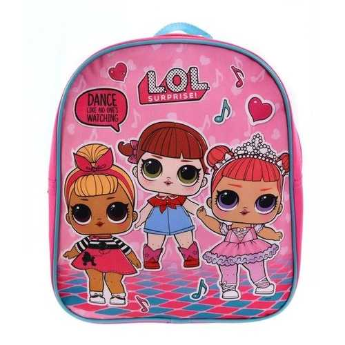 LOL Surprise Mini School Backpack - 12 Inches
