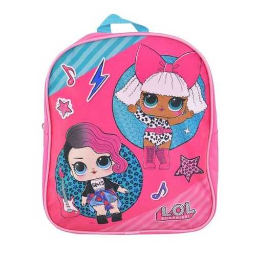 LOL Surprise Mini School Backpack - Rock n Roll 12 Inches