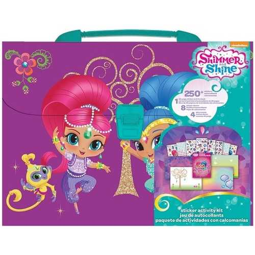 Shimmer and Shine Sticker Activity Kit