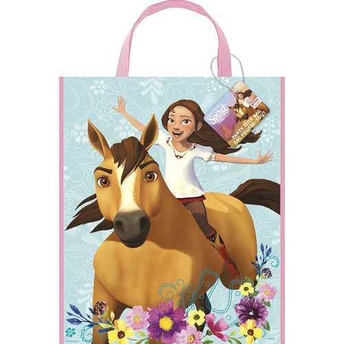 Spirit Riding Free Plastic Party Tote Bag