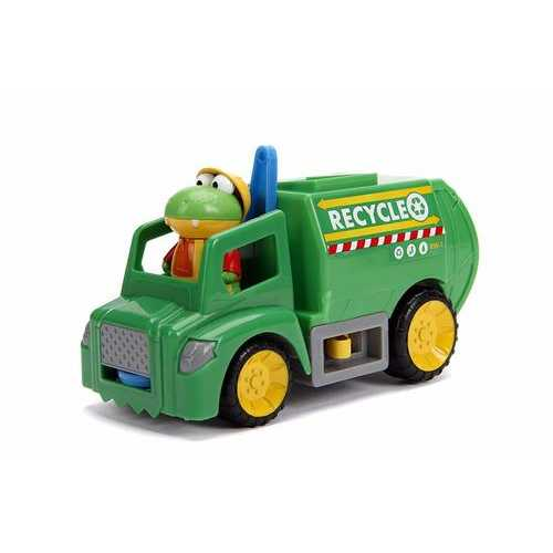 Ryan's World - Gus with Recycling Truck