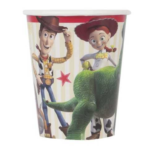 Disney Toy Story 4 Movie 9oz Paper Cups (8 Per Package)