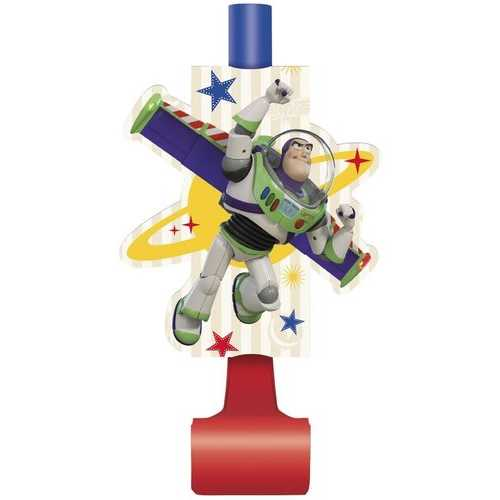 Disney Toy Story 4 Movie Paper Blowouts - 8 Per Package