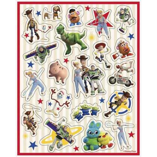 Disney Toy Story 4 Movie Sticker Sheets