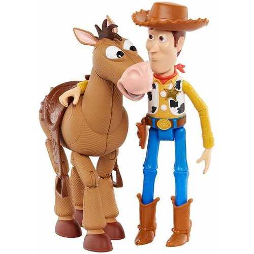 Toy Story 4 -Woody & Bullseye Adventure Pack