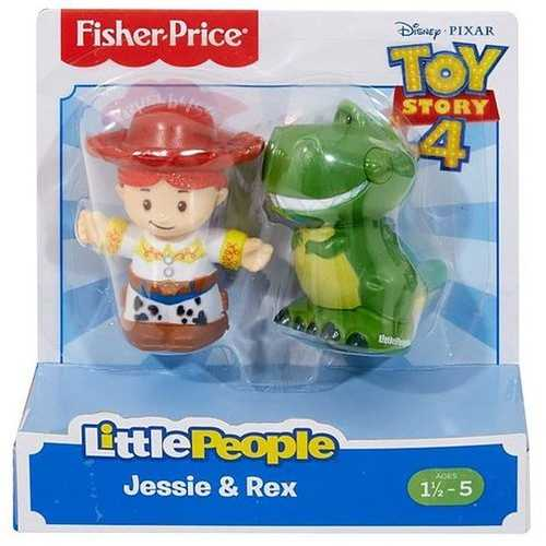 Little People® Disney® Toy Story Jessie & Rex