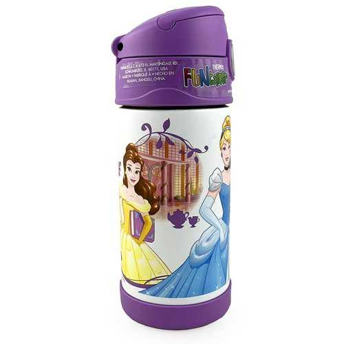 Thermos Funtainer 12 Ounce Disney Princess Bottle