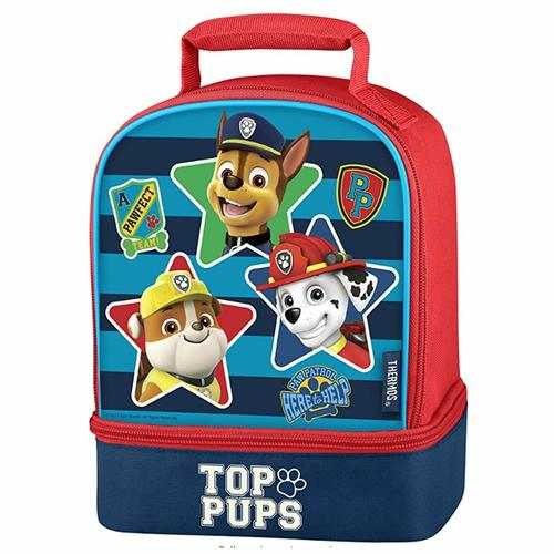 Thermos Dual Compartment Lunch Kit Paw Patrol