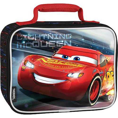 Thermos Soft Lunch Kit Lightning McQueen