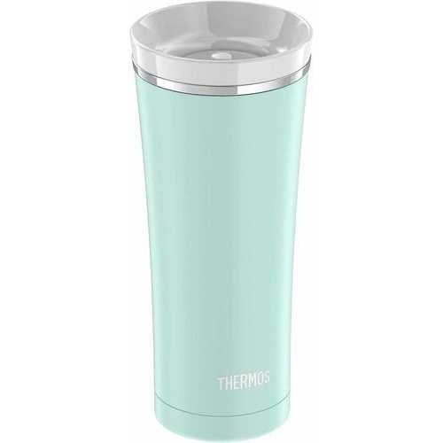 Thermos Sipp 16 Ounce (470 ml) Stainless Steel Travel Tumbler Matte Turquoise