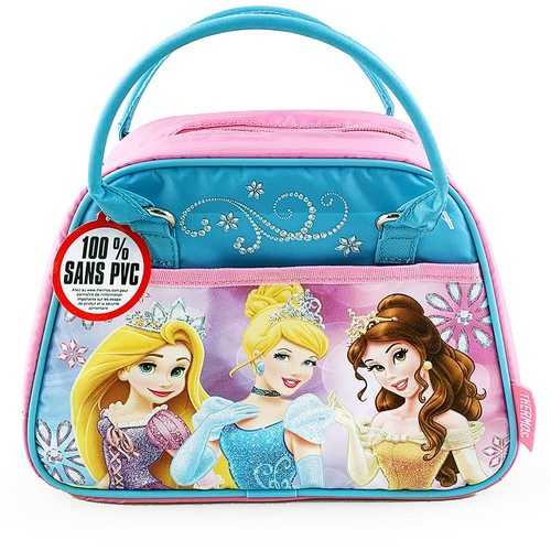 Thermos Disney Princess Purse Insulated Lunch Bag