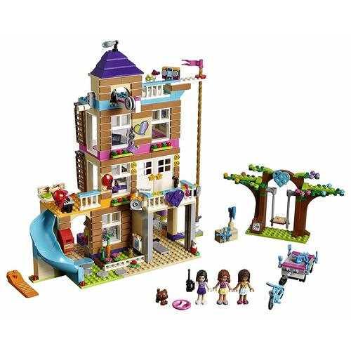LEGO Friends Friendship House [Model 41340 - 722 Pieces]