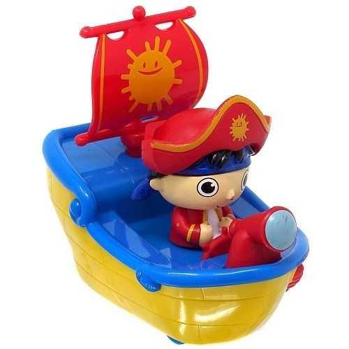 Ryan's World - Ryan's Pirate Ship Mini Racer