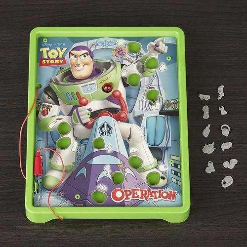 Disney Pixar Toy Story Buzz Lightyear Board Game