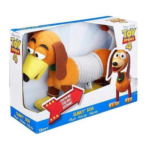 Disney Pixar Toy Story 4 Slinky Dog Plush