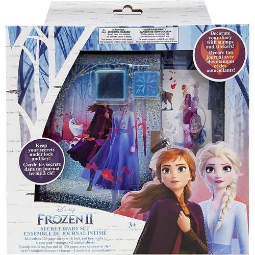 Disney Frozen II Secret Diary Set