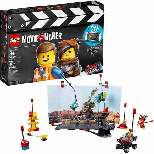 Lego Movie Make [70820 - 482 PCS - 8 Years Plus]