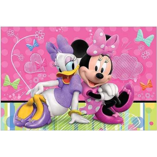 Disney Minnie Mouse 46 Pcs Floor Puzzle