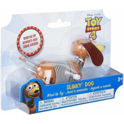 Disney Pixar Toy Story 4 Wind-Up Slinky Dog