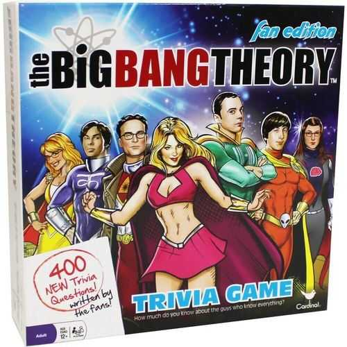The Big Bang Theory Trivia Game - Fan Edition