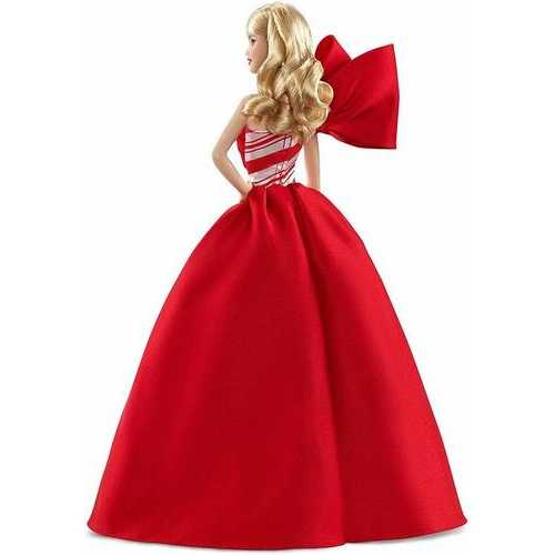 Barbie 2019 Holiday Doll - Blonde Hair