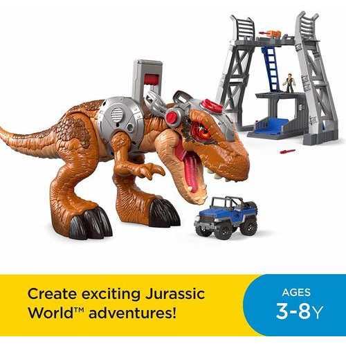 Fisher-Price Imaginext Jurassic World Jurassic T-Rex