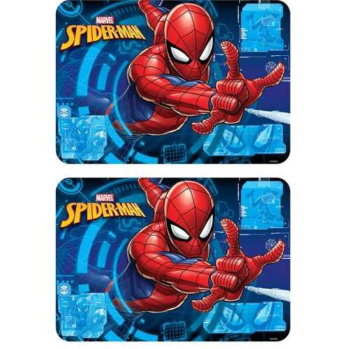 Spiderman Placemat Pack - 2 Pack