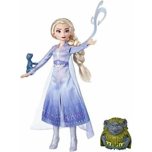 Disney Frozen II - Elsa Fashion Doll in Travel Outfit