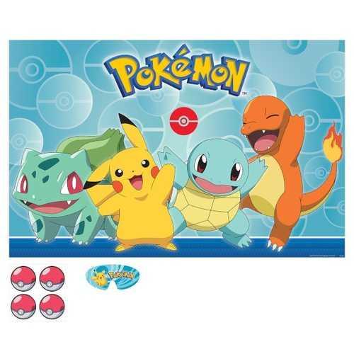 Pokemon Party Game - Catch Pikachu!