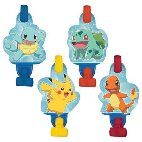 Pokemon Party Blowouts [8 Per Pack]