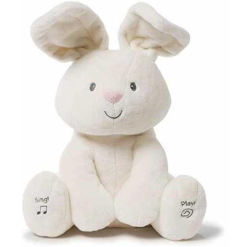 Baby GUND - Flora the Bunny Animated Plush