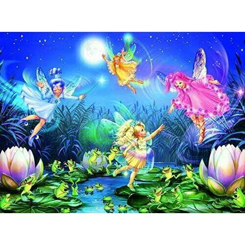 Ceaco Forest Fairies Style #160193 - 100 Piece Puzzle