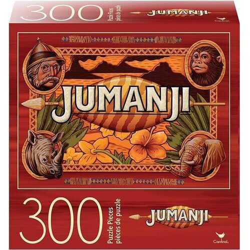 Jumanji 300 Piece Puzzle - Red Box