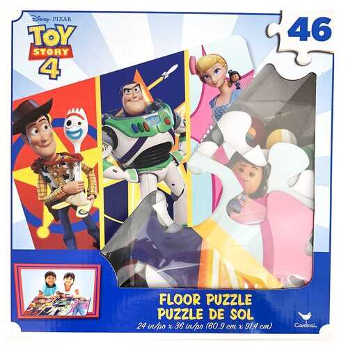 Disney Toy Story 46-Piece Floor Puzzle
