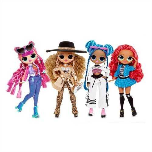 LOL Surprise! Class Prez Fashion Doll with 20 Surprises