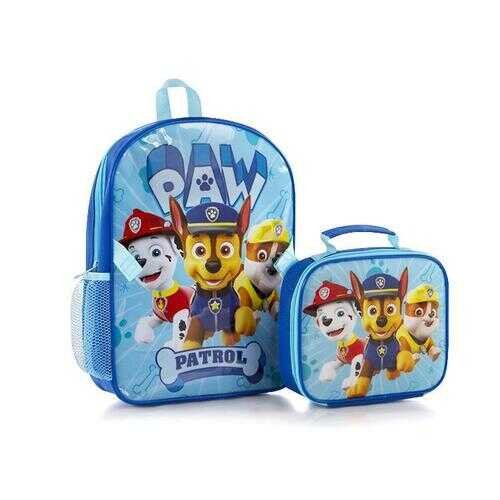 Heys Paw Patrol Deluxe Backpack and Lunch Bag Set