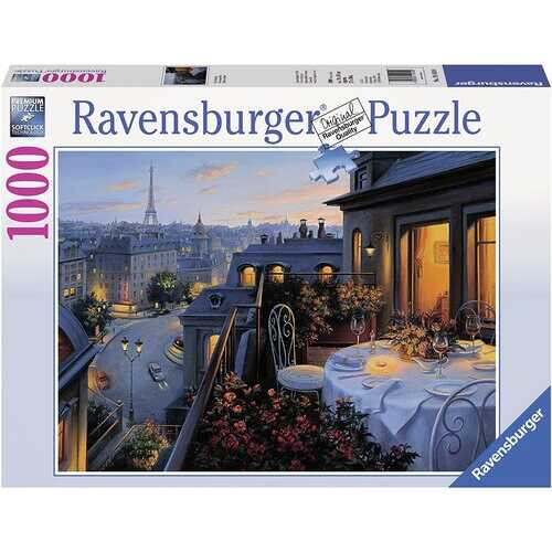 Ravensburger Paris Balcony 1000 Piece Jigsaw Puzzle