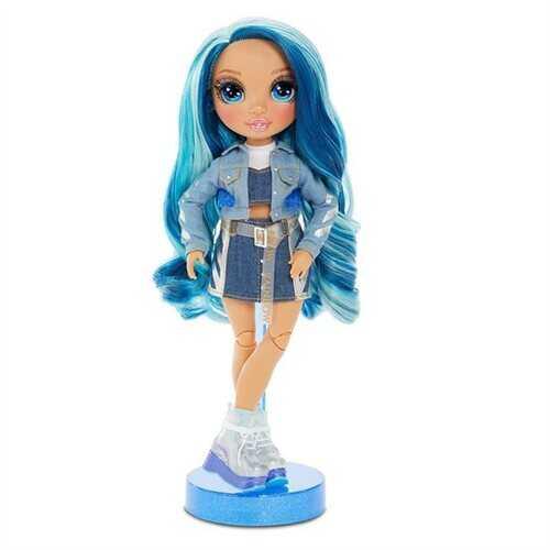 Rainbow High Skyler Bradshaw Blue Fashion Doll