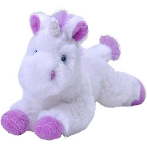 Wild Republic EcoKins Mini Unicorn Stuffed Animal 8 inch