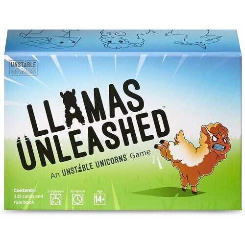 Llamas Unleashed Base Game