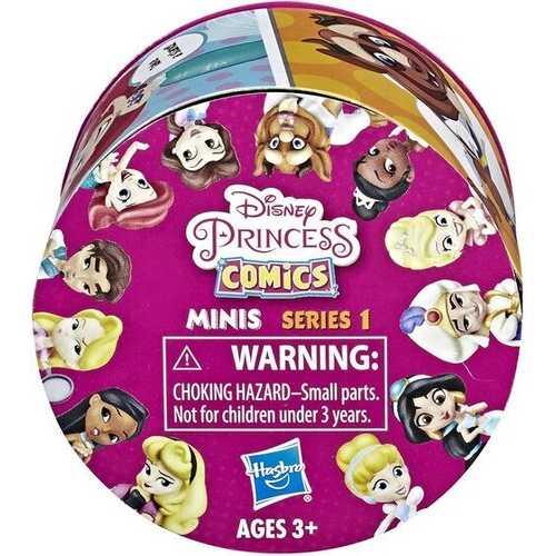 Hasbro Disney Princess Comics 2 Inch Collectible Dolls