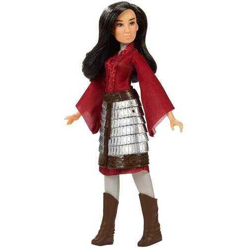 Disney Mulan Fashion Doll with Skirt Armor