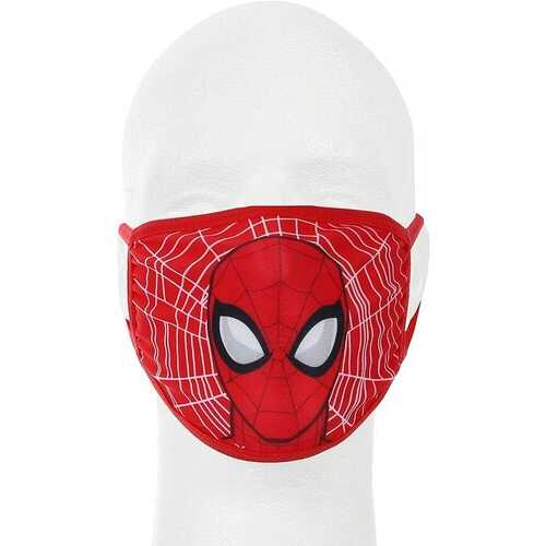 Spider-Man Fabric Face Mask - For Ages 4 and Up