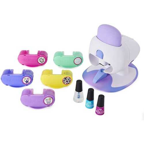 Go Glam Cool Maker Nail Stamper 2 in1