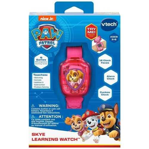 VTech PAW Patrol Skye Learning Watch (English Version)