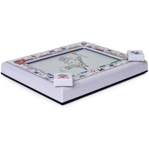 Etch A Sketch Classic, Monopoly Limited-Edition Drawing Toy with Magic Screen