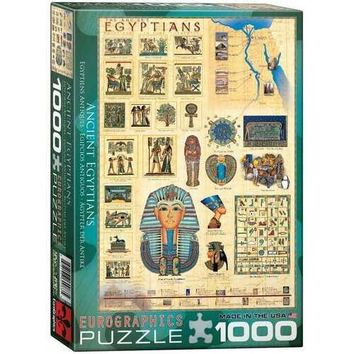Eurographics Ancient Egyptians 1000 Piece Puzzle