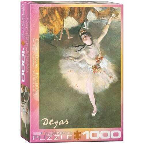 Eurographics Ballerina by Degas 1000-Piece Puzzle