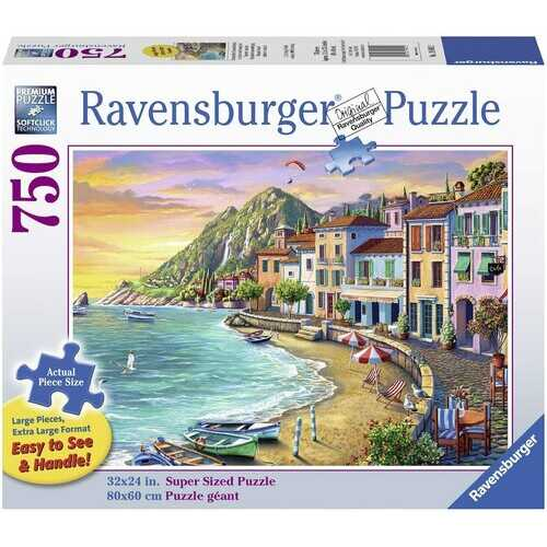 Ravensburger Romantic Sunset 750pc Large Format Puzzle