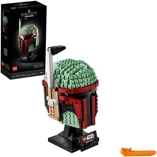LEGO Star Wars Boba Fett Helmet 75277 Building Kit